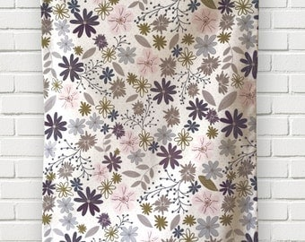Floral Tea-towel