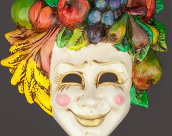 Venetian Mask Spring
