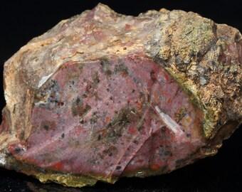 Large Rough Bloodstone Jasper