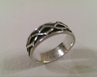 Items Similar To Crown Of Thorns Ring 14k Gold Filled