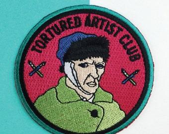 Tortured Artist Club Patch