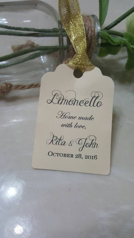 Thank You For The Wedding Gift In Italian : ... Thank You tags, Favor tags, Gift tags, Favor Tags, Italian wedding