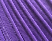 Purple 3mm Piping