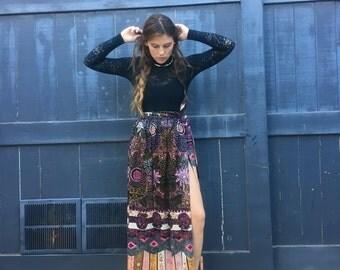 80's Lace Long sleeve Bodysuit