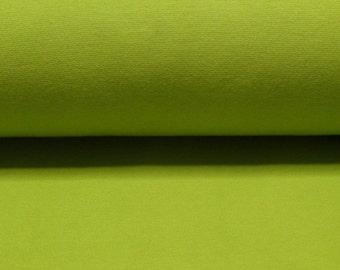 Cuffs - size 80 cm - light lime