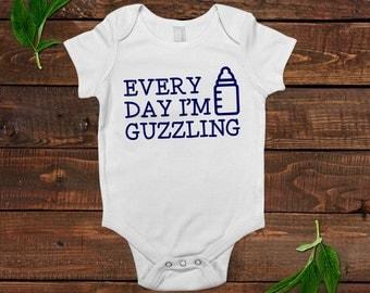 Funny Baby Shirt - Newborn Baby Boy Gift