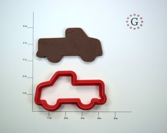 Truck Cookie Cutter-3 Different Size Options