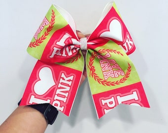 Love PINK Bow