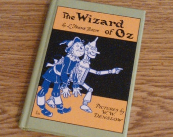 American Girl Pleasant Company Wizard of Oz Book from Samantha's Nighttime Necessities...Samantha's 1st Release...Minty Condition...Retired