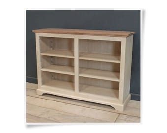 The Eliot Bookcase - Traditional turn of the century design