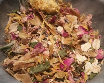 Easter Herb Mix/Chinchilla Treat/Natural Herbs