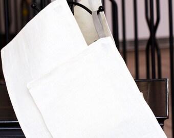 Exfoliating washcloth | 100% hemp fabric | Handmade