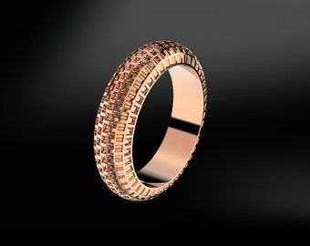 Gold or Silver Design Ring