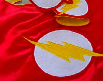 Favorite Super Hero Capes with accessories