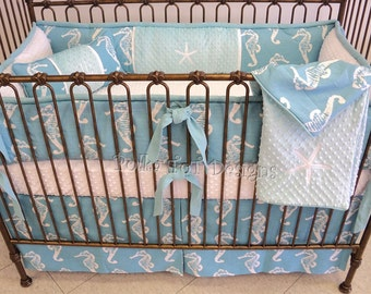 St. Croix Baby Bedding Beach Nursery
