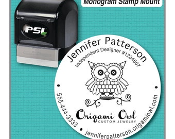 Origami Owl Stamp, Origami Owl Catalog Stamp, Origami Owl Consultant Stamp, Origamiowl Stamp, Origamiowl Catalog Stamp
