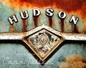 Hudson Emblem with Keyhole Photograph