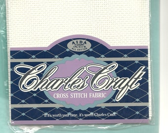 Charles Craft  11 Count Cross Stitch Fabric