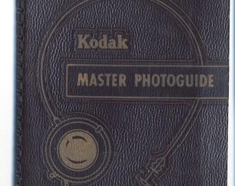 Kodak Master Photoguide -Eastman Kodak Co. - 1954