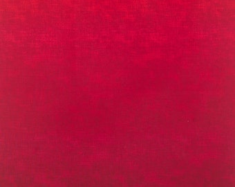 1/2 yard of Timeless Treasure Studio Ombre Red fabric C4700