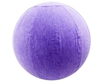 balance ball cover etsy On housse ballon yoga