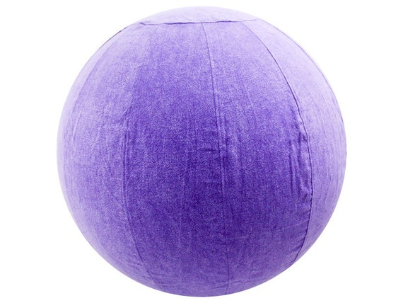 65cm cotton yoga ball cover balance ball cover exercise ball