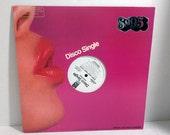 Frantique vintage vinyl record - Strut Your Funky Stuff Single WL PROMO OOP || 70's Disco