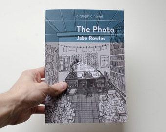 The Photo - Wordless Graphic Novel