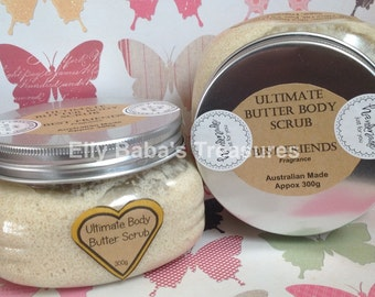 Special One off Creamy Butter Scrub