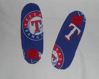 Texas Rangers - Cord Wraps - Pair of 2