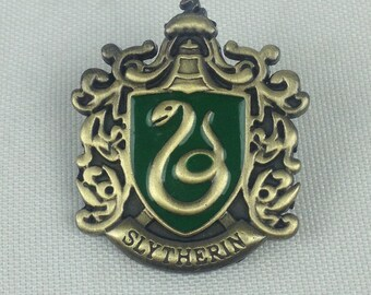 Harry Potter Slytherin Pin