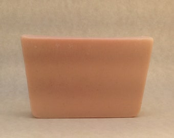 Peppermint handmade vegan glycerin soap