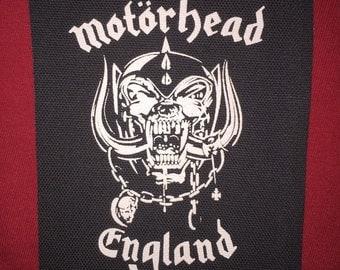 Motörhead Cloth Punk Patch