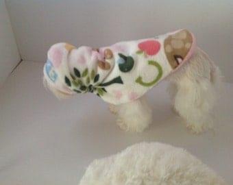 Dog Spa Towel & Hair Band