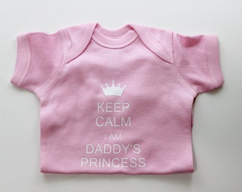 Daddy's Princess Onesie
