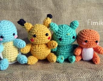 Pack Chibi Pokemon