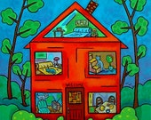 Home, Reproduction for Joy Wells