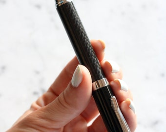 Authentic Carbon Fiber Luxury Pens
