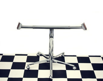 """TV table stand  with casters """"MAJA tables"""""""