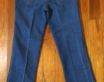 Vintage distressed Braxton jeans