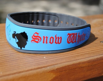 Snow White Magic Band Decals! Free Shipping!