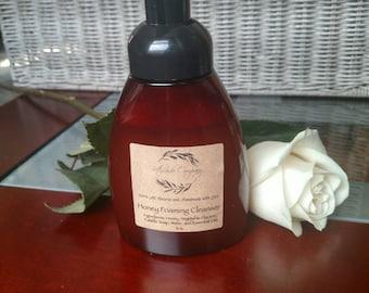 Honey Foaming Facial Cleanser