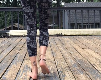 Elepant leggings