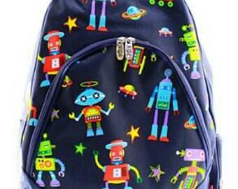 Robot book bag