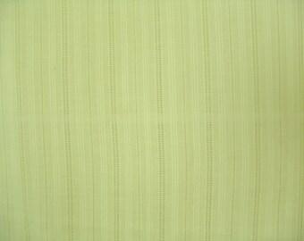 2 yds dimity yellow fabric vintage cotton dimity curtain summer dress top semi sheer pale yellow