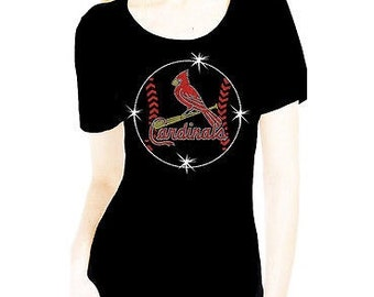 St Louis Cardinals Scoop Shirt