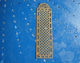 French Vintage Brass Door/Finger Plates.