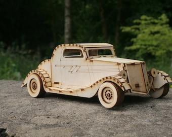 Model ZZ Top Car Kit