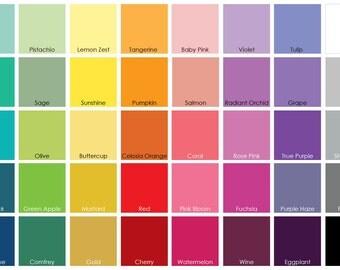 Custom Color Change - Big Dot of Happiness