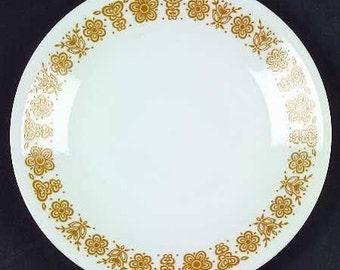 Corelle BUTTERFLY GOLD Saucer Saucers